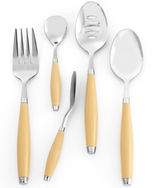 Fiesta Flatware, 5 Piece Hostess Set