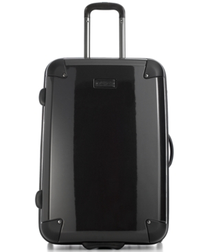 "Kenneth Cole Suitcase, 21"" New York Rolling Hardside Carry On Upright"