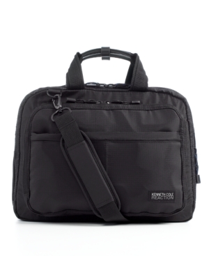 Kenneth Cole Reaction Ripstop Laptop Briefcase