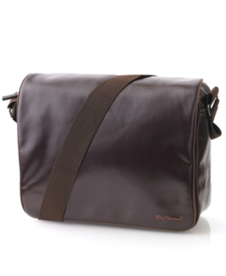 Ben Sherman Bag, Flap Messenger
