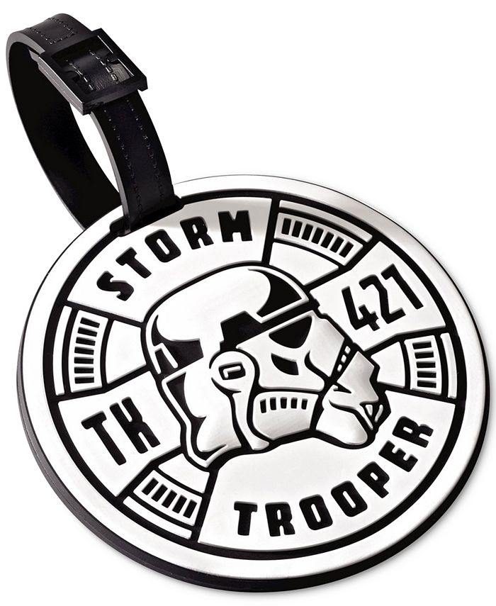 American Tourister - Star Wars Storm Trooper Luggage ID Tag