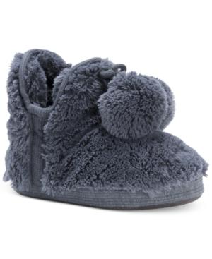 Muk Luks Women's Amira Faux-Fur Boot Slippers