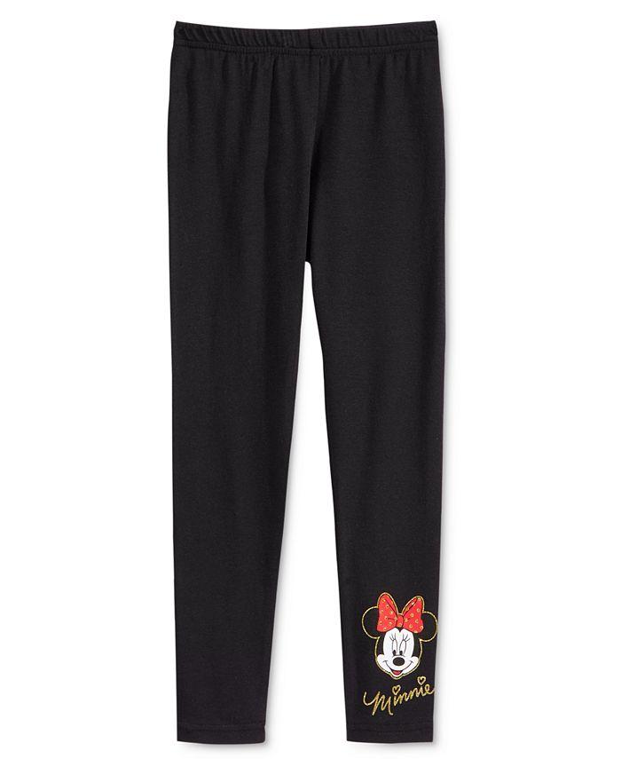 Disney - Minnie Mouse Leggings, Toddler Girls (2T-4T) & Little Girls (2-6X)