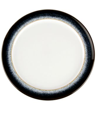 Denby Dinnerware, Halo Wide Rim Tea Plate