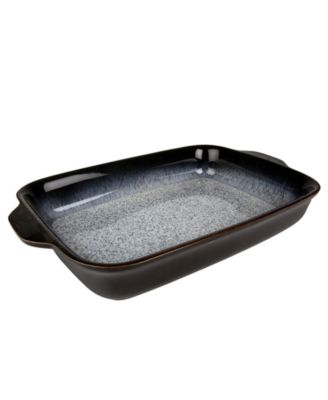 Denby Dinnerware, Halo Large Rectangular Baker