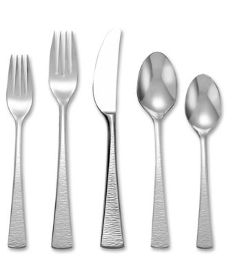Gorham Flatware 18/10, Biscayne 65 Pc Set, Service for 12