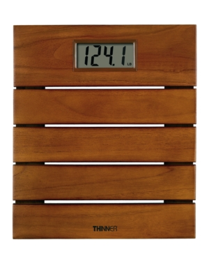 Thinner TH326 Digital Scale, Teak