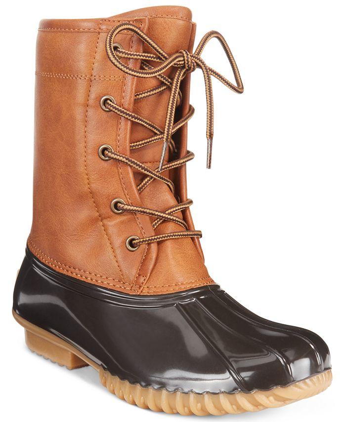 The Original Duck Boot - Arianna Boots