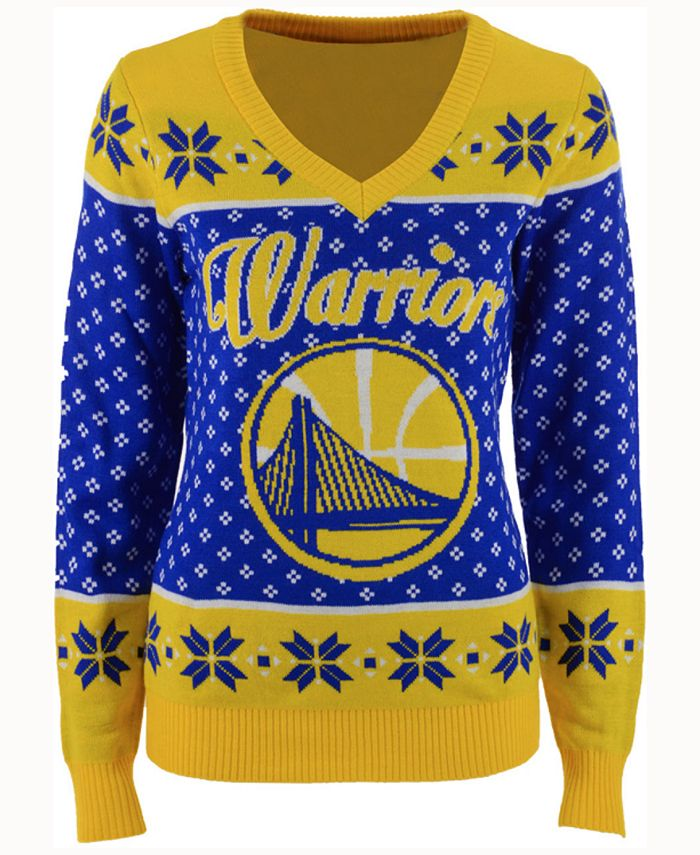Forever Collectibles - Women's Big Logo Ugly Sweater