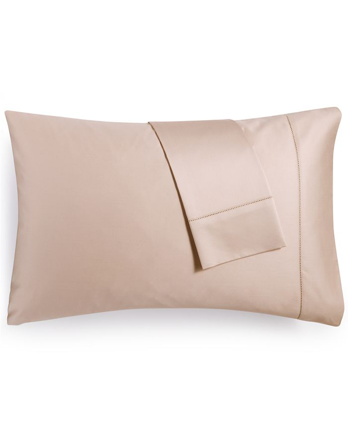 Hotel Collection - Cotton 680 Thread Count Set of Two King Pillowcases