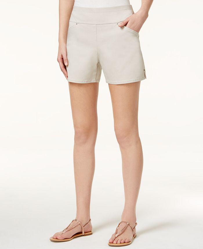 INC International Concepts - Curvy Pull-On Shorts