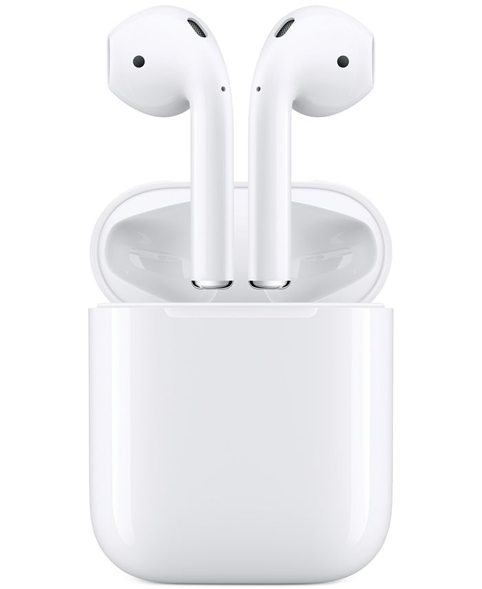 Apple - AirPods & Charging Case