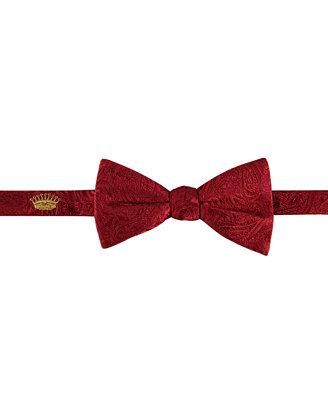 countess mara paisley tonal pre bow tie on sale at