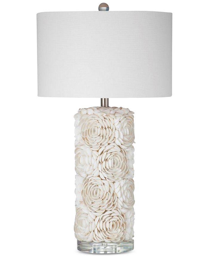 Bassett Mirror - Shell Table Lamp