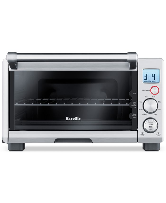Breville - BOV650XL Toaster Oven, Compact Smart