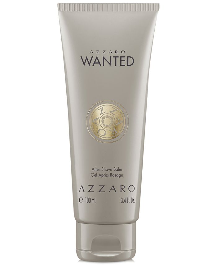 Azzaro - Wanted After Shave Balm, 3.4 oz.
