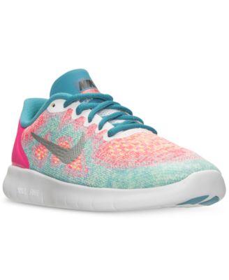 Nike Little Girls' Free Run 2 Running