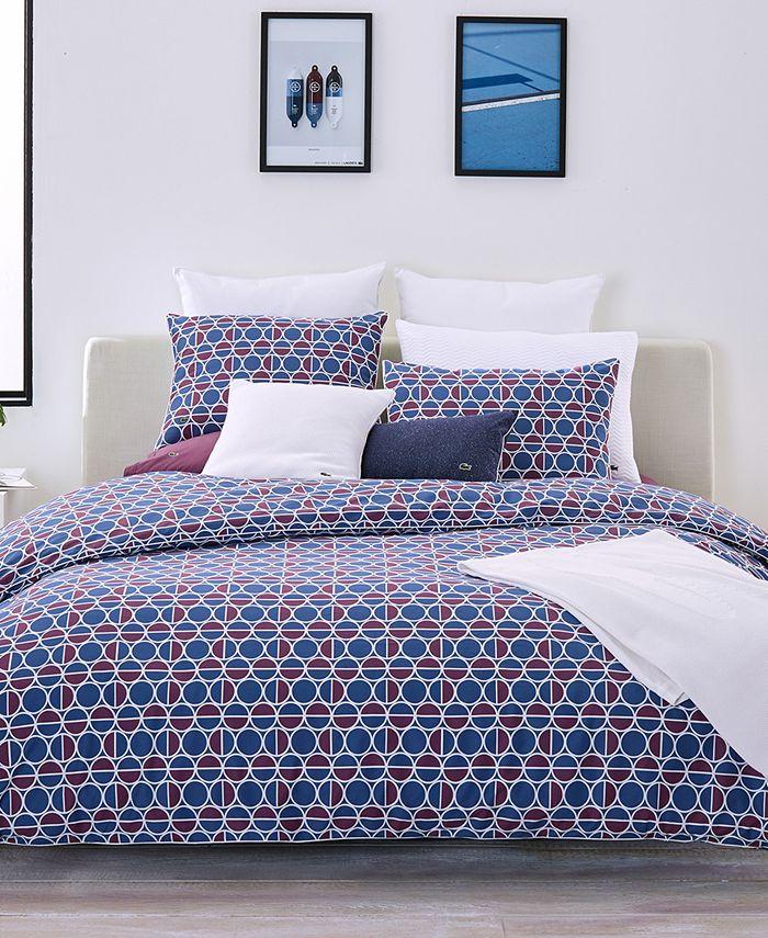Lacoste Home - Mogador Cotton Twin/Twin XL Comforter Set