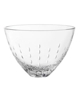 "Monique Lhuillier Crystal Bowl, 10"" Modern Love"