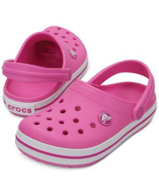 Crocs Crocband Clogs, Baby Girls