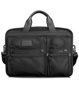 Tumi Slim Laptop Brief, Alpha Business T-Pass