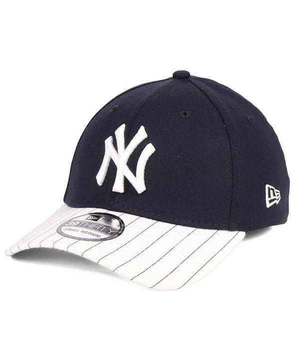 New Era New York Yankees Pinstripe Classic 39THIRTY Cap