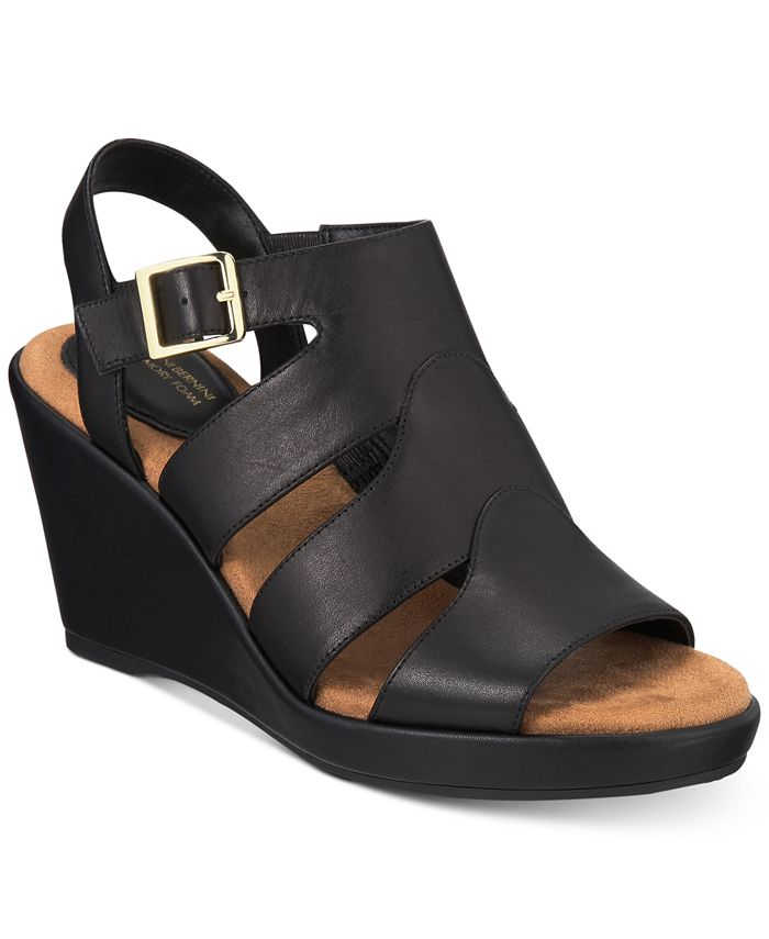 Giani Bernini - Wirla Wedge Sandals