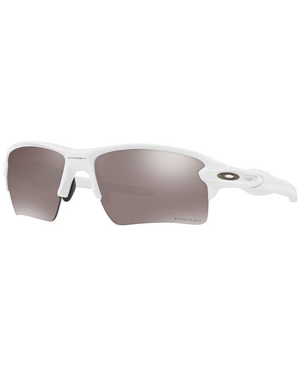 Oakley Polarized Flak 2.0 XL Prizm Polarized Sunglasses , OO9188 59