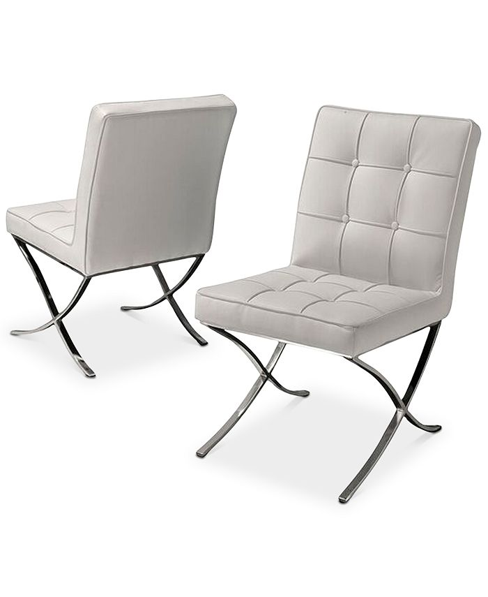 Noble House - Kalem Dining Chairs (Set of 2), Quick Ship