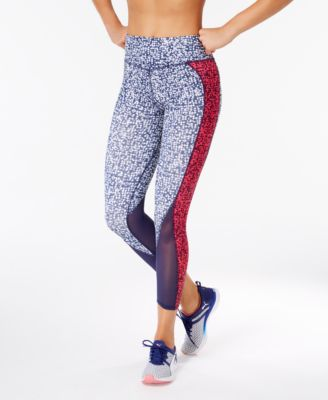Puma Clash dryCELL Colorblocked Ankle Leggings