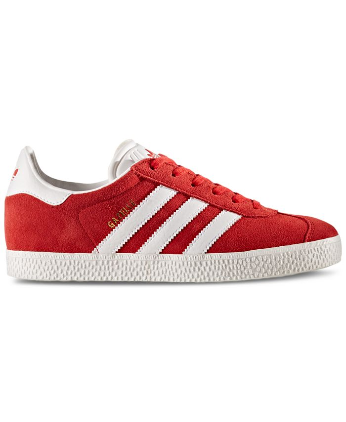 adidas - Boys' Gazelle Casual Sneakers from Finish Line