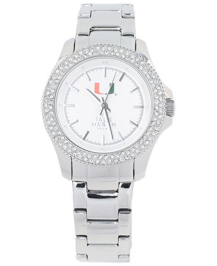 Jack Mason - Women's Glitz Sport Bracelet Watch