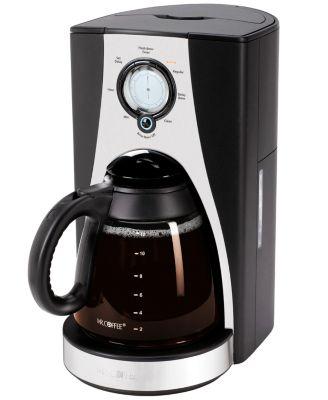 Mr. Coffee BVMC-LMX27 Coffee Maker, 12 Cup Programmable