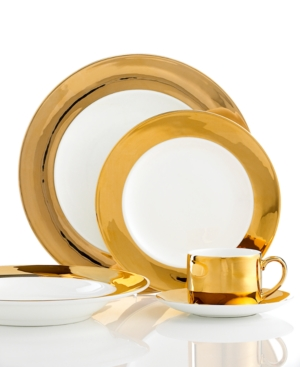 Cru Dinnerware, Monaco 5 Piece Place Setting