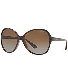 Sunglass Hut Collection Polarized Sunglasses , HU2001 60