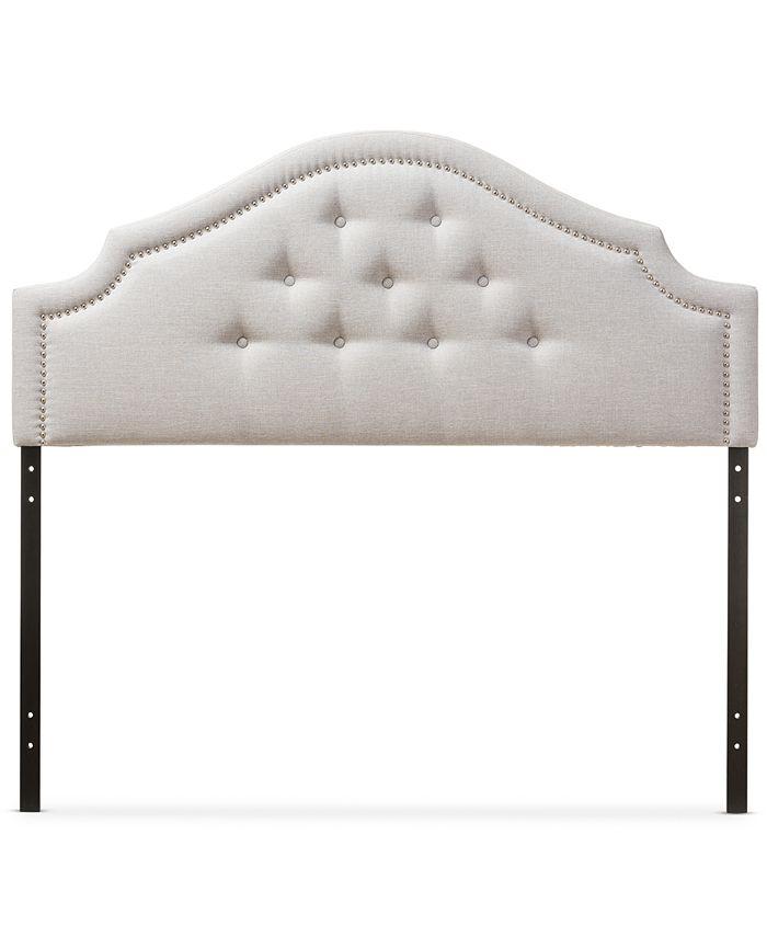 Furniture - Cora Queen Headboard, Quick Ship