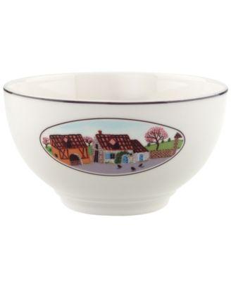 Villeroy & Boch Dinnerware, Design Naif Rice Bowl