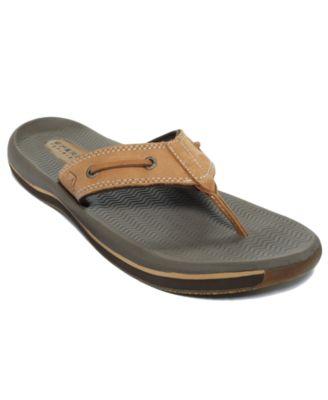 Sperry Men's Santa Cruz Thong Sandals