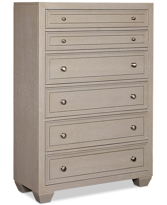 Furniture - Kendall 6 Drawer Chest, Only at Macy's