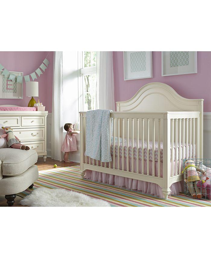 Furniture Gabriella Baby Crib Furniture Collection Reviews Furniture Macy S