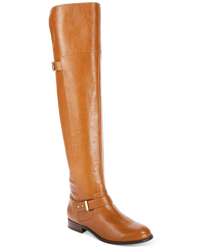 Bar III - Daphne Wide-Calf Over-The-Knee Riding Boots