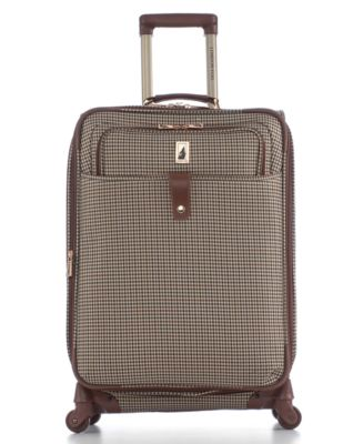 "CLOSEOUT! London Fog Chelsea Lites 360° 21"" Spinner Suitcase"