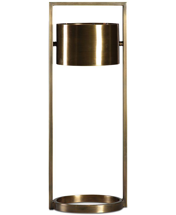 Uttermost - Ilario Suspended Drum Shade Table Lamp