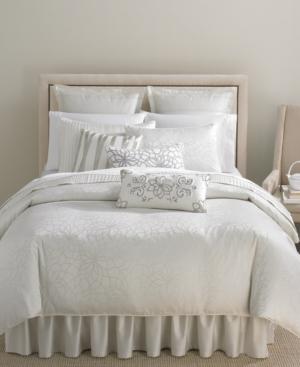 Martha Stewart Collection Bedding, Shimmer Quilted Standard Sham Bedding