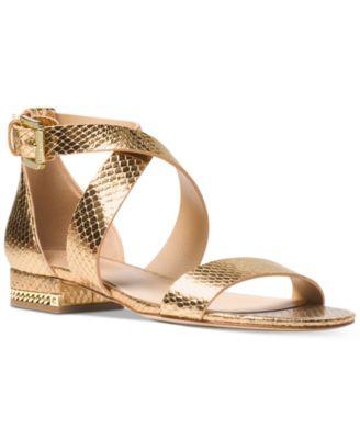 Michael Kors Sabrina Flat Sandals