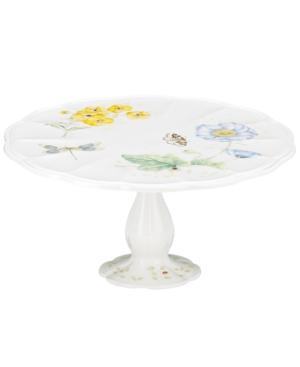 Lenox Dinnerware, Butterfly Meadow Medium Cake Stand