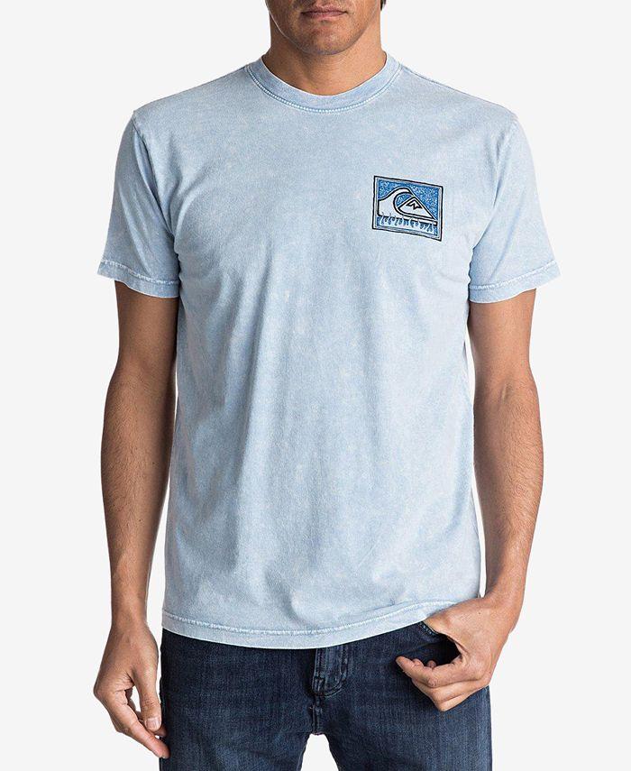 Quiksilver - Men's Logo-Print T-Shirt