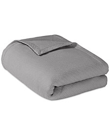 Madison Park Liquid Cotton Twin Blanket