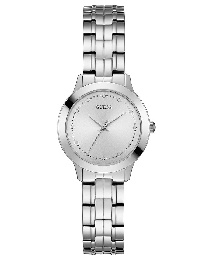 GUESS - Women's Stainless Steel Bracelet Watch 30mm