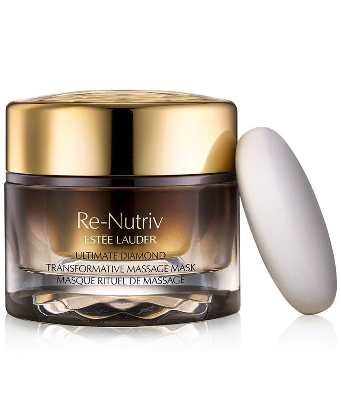 Estée Lauder - Re-Nutriv Ultimate Diamond Transformative Massage Mask, 1.7-oz.